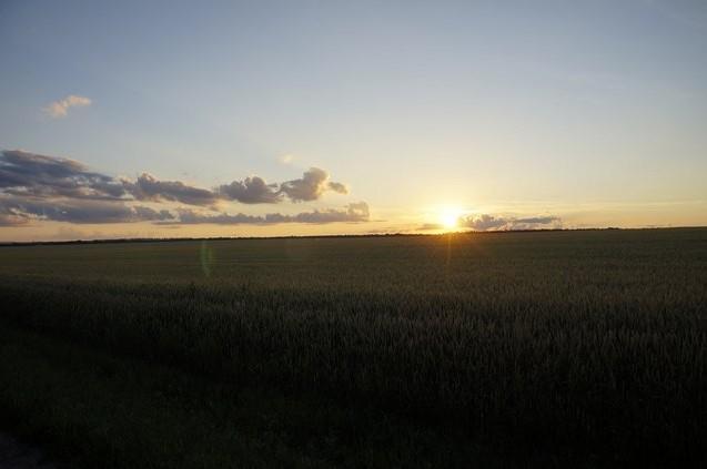 закат в ставропольском крае