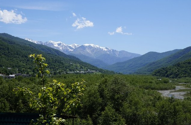 путешествие на домбай карачаево-черкесия