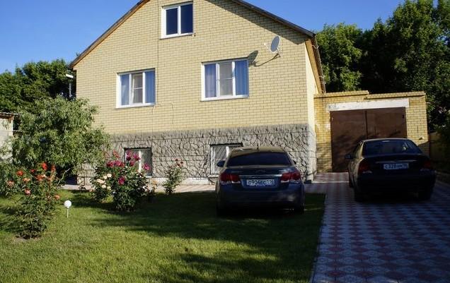 гостевой дом возле дубовки