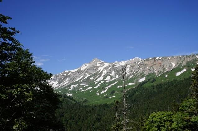 Адыгейские горы