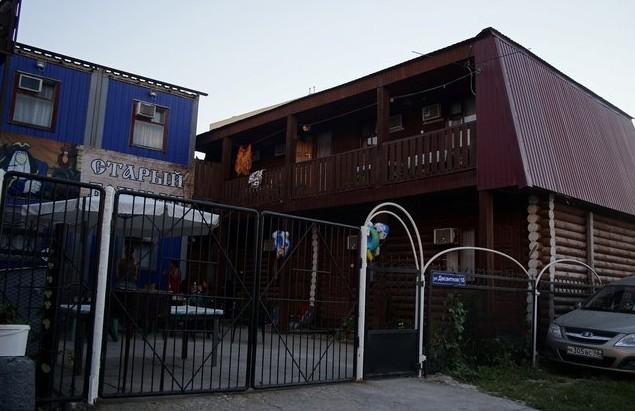 гостевой дом Старый боцман