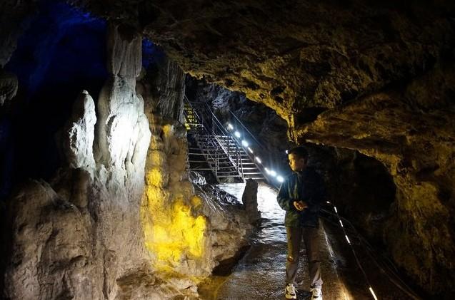 подземная экскурсия в адыгее