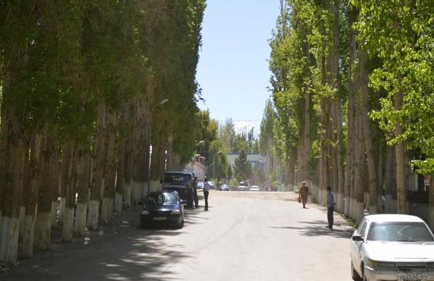 дорога в ишкашиме