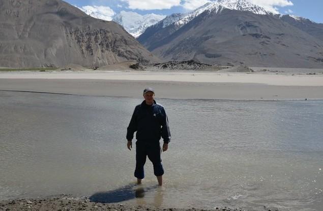 поездка на памир река пяндж