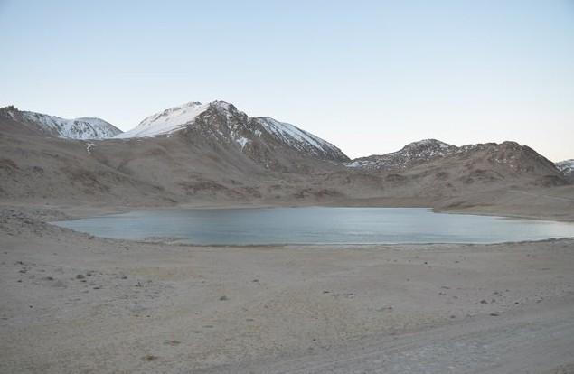 озеро аличур памир