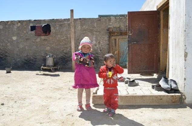 поездка на памир киргизские дети