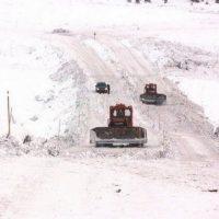 Закрыт зимник Нарьян-Мар — Усинск для большегрузов