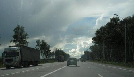 Трасса М7, трасса М 7 Волга, федеральная трасса М 7