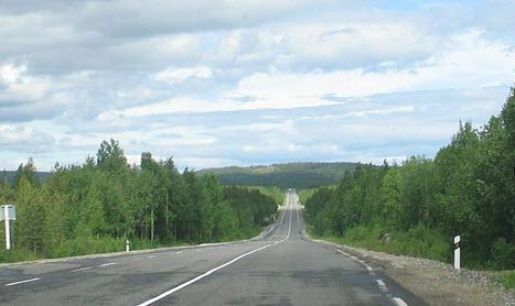 Трасса М18, трасса М 18 кола, федеральная трасса м 18