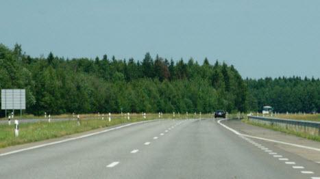 Трасса М9, федеральная трасса М9, Новорижское шоссе, трасса м 9 Балтия
