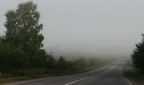 Трасса А125, дорога А125, маршрут Молодежное Черкасово