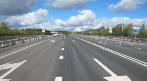 Трасса А151, маршрут Цивильск Ульяновск 96 км трассы А 151