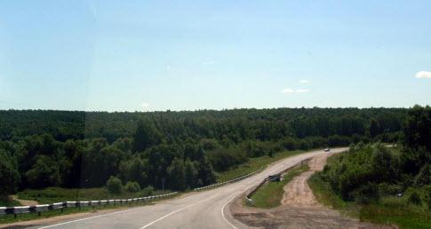 трасса р119, автодорога орел тамбов, трасса 1р 119