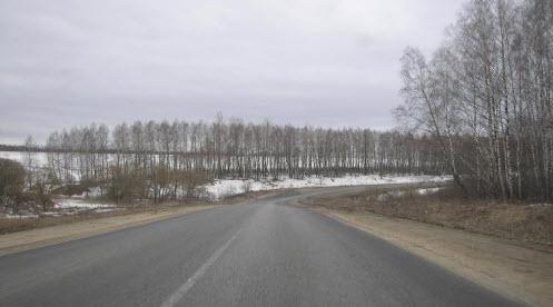 Трасса Р132, дорога Р132 маршрут рязань тула