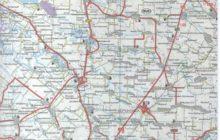 Карта Краснодар, Тимашевск, Кореновск, Усть-Лабинск, Тихорецк