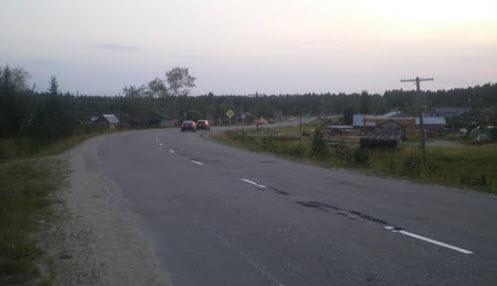 Трасса А133, Суоярвское шоссе