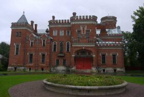 замок принцессы ольденбургской на трассе Дон