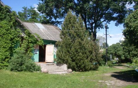Касса, сувенирная лавка Никольская крепость Порхов трасса М20