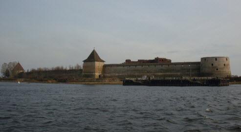 Крепость Орешек, достопримечательности трассы М-18