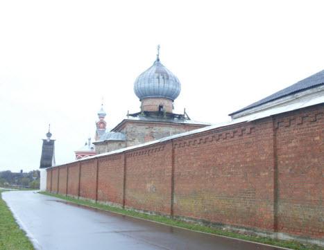 Купол Никольской церкви, достопримечательности трассы М18