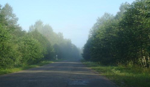 Трасса Р50, маршрут Демянск Марево