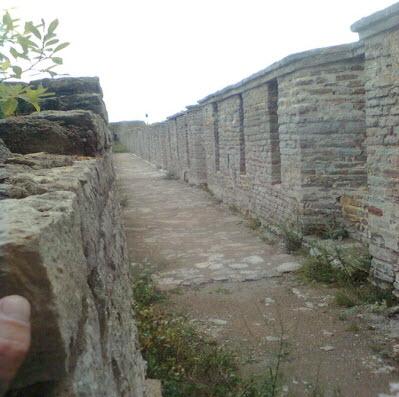 Боевой ход, Ивангородская крепость, достопримечательности трассы М11
