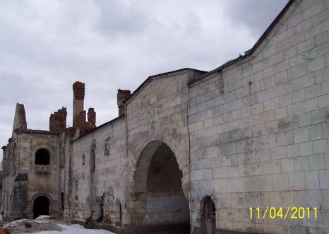 Дом священников, Феодоровский городок, трасса М10