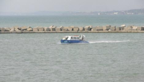 Кавказкая бухта, море, трасса М25