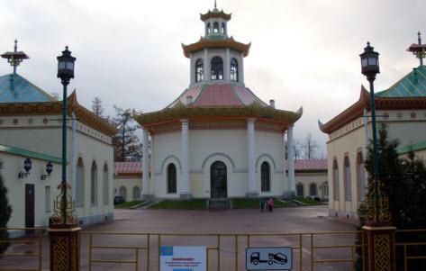 Китайская деревня, пушкин, трасса М10