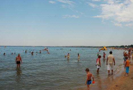 Пляж, Анапа, трасса М25