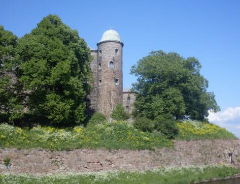 Райская башня, выборгский замок, достопримечательности трассы М10