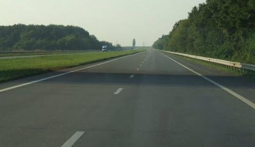 Трасса Е105, трасса М18, как доехать до Ялты, дорога Москва - Ялта