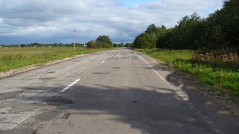 Трасса Р41, дорога Р41, маршрут Павлово Луга