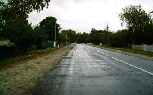 Украинская Трасса Т2501, поселок Дремайловка, как доехать до Севастополя