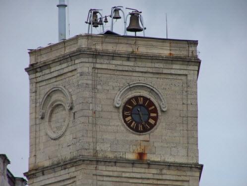 Колокольня на башне,Гатчина, достопримечательности трассы М20