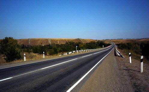 Трасса М21, как доехать до ейска