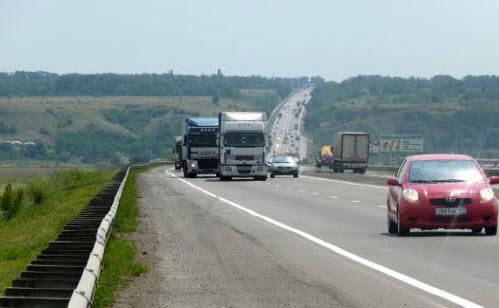 Трасса М4, дорога Дон, как доехать до Абхазии