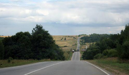 Трасса Р158, Нижний Новгород - Саранск, дорога Р158