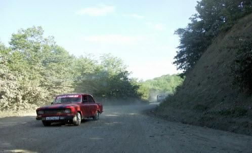 Трасса Р254, Шаумянский перевал, как доехать до Абхазии