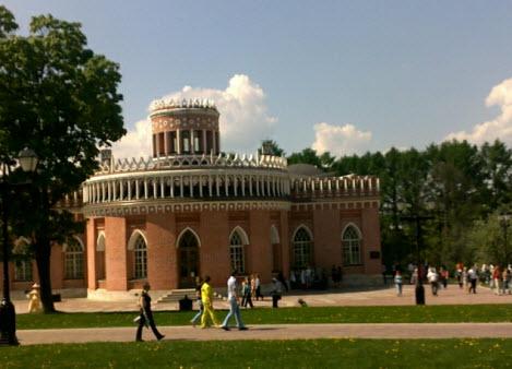 Царицыно, достопримечательности Москвы