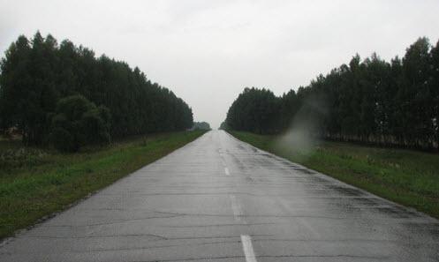 Дорога Р125, трасса Р125