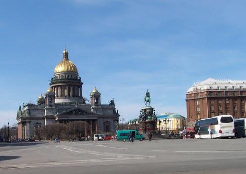 Исакиевский собор, Петербург
