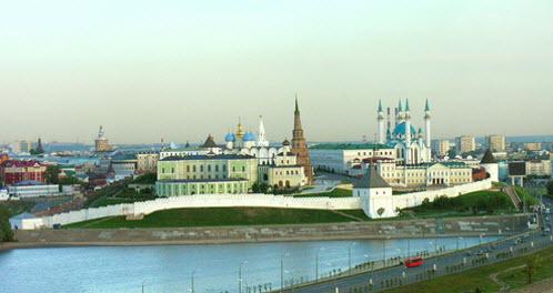Казань, как доехать до Казани