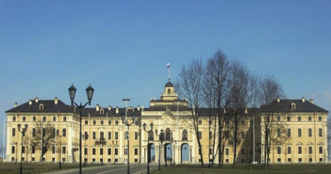 Константиновский дворец, Стрельна, достопримечательности трассы М11