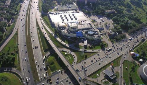 Пересечение МКАД и Ленинградского шоссе, как доехать до Москвы