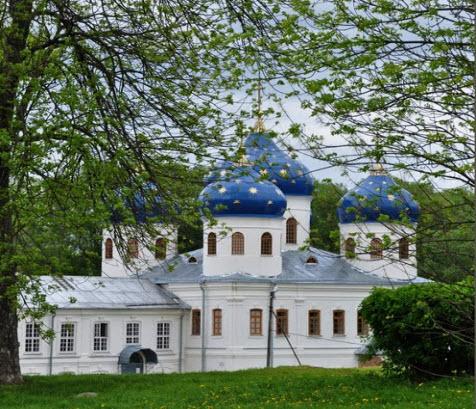 Свято-Юрьев монастырь, как доехать до Новгорода