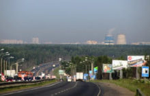 Трасса М18, как доехать до Петербурга, Мурманское шоссе