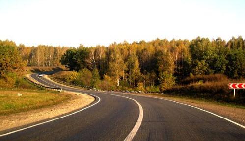 Трасса М2, как доехать до Москвы