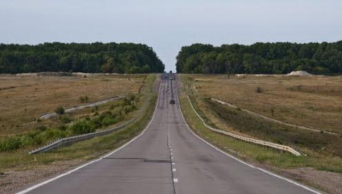 Трасса М6, как доехать до москвы