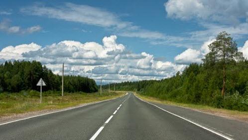 Трасса М8, как доехать до Москвы